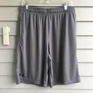 """UNDER ARMOUR 10"""" Loose Fit Shorts Sz.L"""